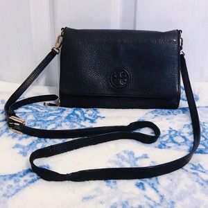 🖤 Tory Burch Bombe Wallet Crossbody Bag